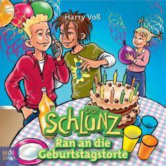 Der Schlunz - Ran an die Geburtstagstorte Voß, Harry 9783866661776