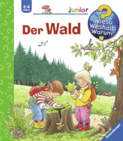 Der Wald Weinhold, Angela 9783473332984
