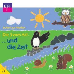 Die 3 vom Ast und die Zeit zur Nieden, Eckart 9783895627132