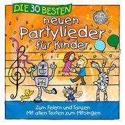 Die 30 besten neuen Partylieder für Kinder  4260167472348