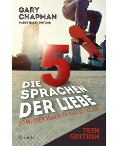 Die 5 Sprachen der Liebe Teen Edition Chapman, Gary/Drygas, Paige Haley 9783868276855