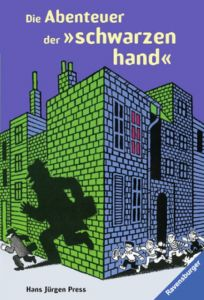 Die Abenteuer der 'schwarzen hand' Press, Hans Jürgen 9783473520282