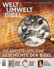 Die abenteuerliche Geschichte der Bibel Katholisches Bibelwerk e V 9783944766614