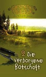 Die Abenteuerwälder - Die verborgene Botschaft Johnson, Lois W 9783893975921