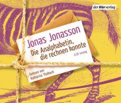 Die Analphabetin, die rechnen konnte Jonasson, Jonas 9783867178877