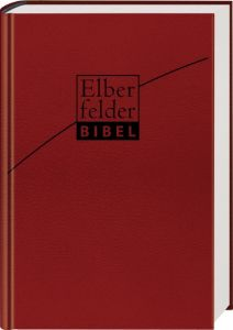 Die Bibel - Elberfelder Bibel  9783417252606