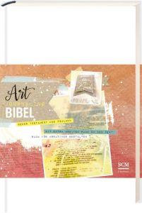 Die Bibel - Neues Leben, Art Journaling: Neues Testament und Psalmen  9783417254587
