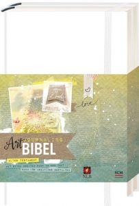Die Bibel - Neues Leben, Art Journaling: Altes Testamen/Neues Testament und Psalmen  9783417254662