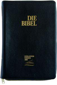 Die Bibel - Schlachter Version 2000  9783893970674