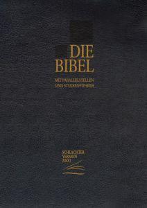 Die Bibel - Schlachter Version 2000  9783893970919