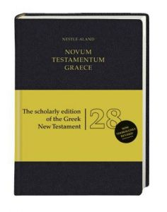 Die Bibel Nestle, Eberhard und Erwin 9783438051554