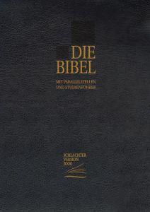 Die Bibel Franz Eugen Schlachter 9783893970513