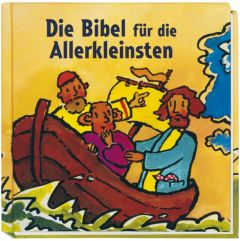 Die Bibel für die Allerkleinsten Jeschke, Mathias 9783438046789