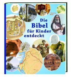 Die Bibel für Kinder entdeckt Moos, Beatrix 9783460326040