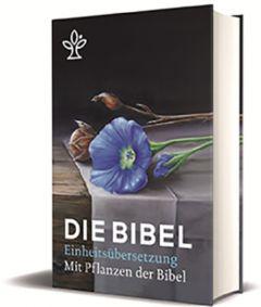 Die Bibel mit Bildern von biblischen Pflanzen  9783460440517