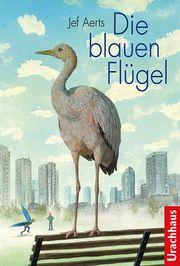 Die blauen Flügel Aerts, Jef 9783825152185