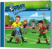 Die Bolzplatzhelden 8 - Der Fußballdieb Mörken, Christian 4029856406589