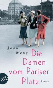 Die Damen vom Pariser Platz Weng, Joan 9783746637112