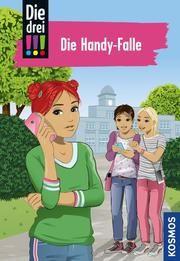 Die drei !!! - Die Handy-Falle Vogel, Maja von 9783440169599