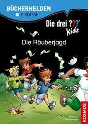 Die drei ??? Kids - Die Räuberjagd Blanck, Ulf/Pfeiffer, Boris 9783440153420