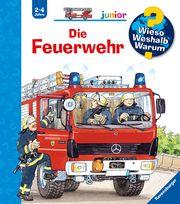 Die Feuerwehr Reider, Katja 9783473332915
