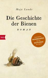 Die Geschichte der Bienen Lunde, Maja 9783442756841