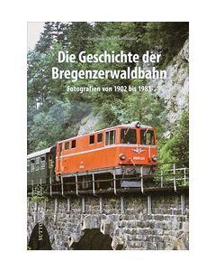 Die Geschichte der Bregenzerwaldbahn Fink, Norbert 9783963033148