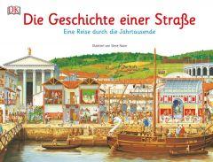 Die Geschichte einer Straße Bernd Kockerols/Suzanne Patzelt 9783831035250