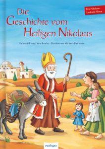 Die Geschichte vom heiligen Nikolaus Beutler, Dörte 9783480225736