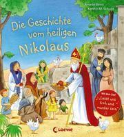 Die Geschichte vom heiligen Nikolaus Benn, Amelie 9783743202825