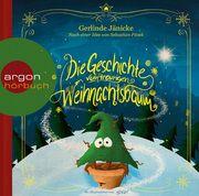 Die Geschichte vom traurigen Weihnachtsbaum Jänicke, Gerlinde/Fitzek, Sebastian 9783839842119