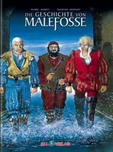 Die Geschichte von Malefosse 1 Dermaut, Francois/Bardet, Daniel 9783926970961