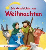 Die Geschichte von Weihnachten Langen, Annette 9783451715631