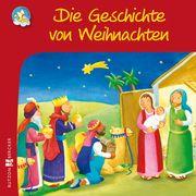 Die Geschichte von Weihnachten Lörks, Vera 9783766627575