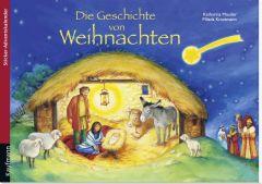 Die Geschichte von Weihnachten Mauder, Katharina/Krautmann, Milada 9783780606945