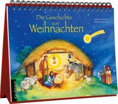 Die Geschichte von Weihnachten Mauder, Katharina/Krautmann, Milada 9783780608833