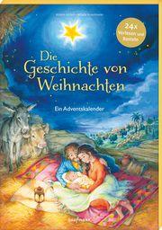 Die Geschichte von Weihnachten Lückel, Kristin/Krautmann, Milada 9783780609809