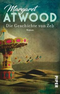 Die Geschichte von Zeb Atwood, Margaret 9783492313421