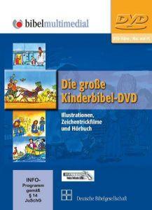 Die große Kinderbibel-DVD Jeromin, Karin/Jeschke, Mathias 9783438061829