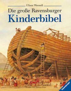 Die große Ravensburger Kinderbibel Delval, Marie-Hélène 9783473339259