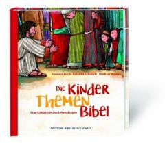 Die Kinder-Themen-Bibel Jasch, Susanne/Schnürle, Kristina 9783438040725