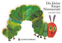 Die kleine Raupe Nimmersatt Carle, Eric 9783836941365