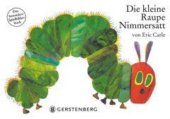Die kleine Raupe Nimmersatt Carle, Eric 9783836942317