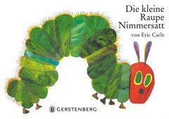 Die kleine Raupe Nimmersatt Carle, Eric 9783836942591