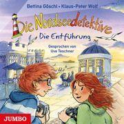 Die Nordseedetektive - Die Entführung Göschl, Bettina/Wolf, Klaus-Peter 9783833740220
