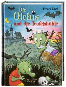 Die Olchis und die Teufelshöhle Dietl, Erhard 9783789133206