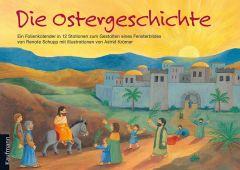 Die Ostergeschichte Schupp, Renate 9783780605894
