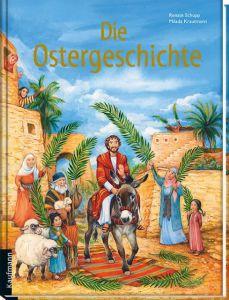 Die Ostergeschichte Schupp, Renate 9783780629432