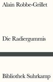 Die Radiergummis Robbe-Grillet, Alain 9783518240601