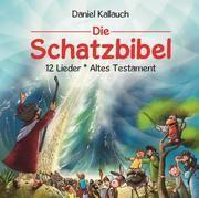 Die Schatzbibel - 12 Lieder - Altes Testament  9783417285673